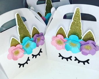 unicorn favors. Email for pricing.