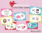 Valentine Lunch Box Jokes