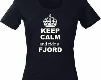 Keep calm shirts Horse.