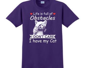 CUSTOM CAT T-SHIRT, Personalized T-Shirt, Custom Tees, Cat, Cat Shirt, kitten, Cat Lover, Kitten, Cat Owner, Cat Lady, Gift For Her, Cat Mom