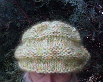 knitting Winter hat