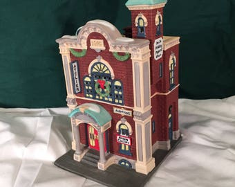 """Department 56 - Heritage Village Collection """"Arts Academy"""""""