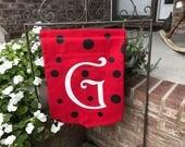 Custom Listing for Lynnett - Outdoor Garden Flag