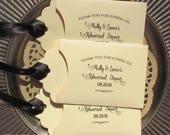 Rehearsal Dinner Favors  - Rehearsal Dinner - Wedding Rehearsal - Favors Rehearsal Dinner - Lottery Ticket Favors - Party Favors