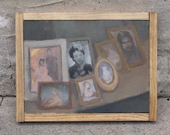still life oil painting / original still life painting