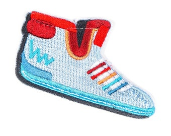 Sweet Kicks Velcro Patch