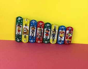 Xylophone - The Magic Roundabout - Vintage Xylophone - Metal Xylophone - Toy Xylophone - Vintage Toy - 1960s - Zebedee - Dougal - Florence