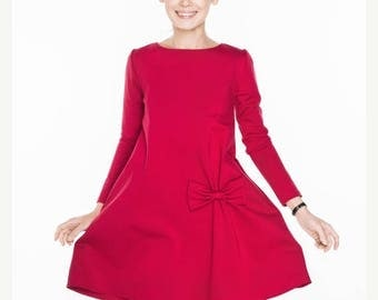 SALE - Fashion dress | Mini dress | Stylish dress | LeMuse fashion dress