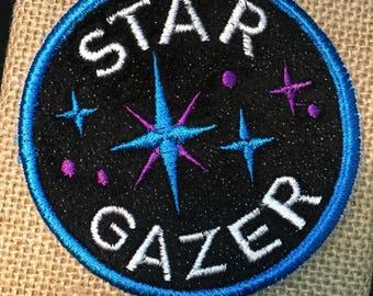 Stargazer Patch Sew On Patch