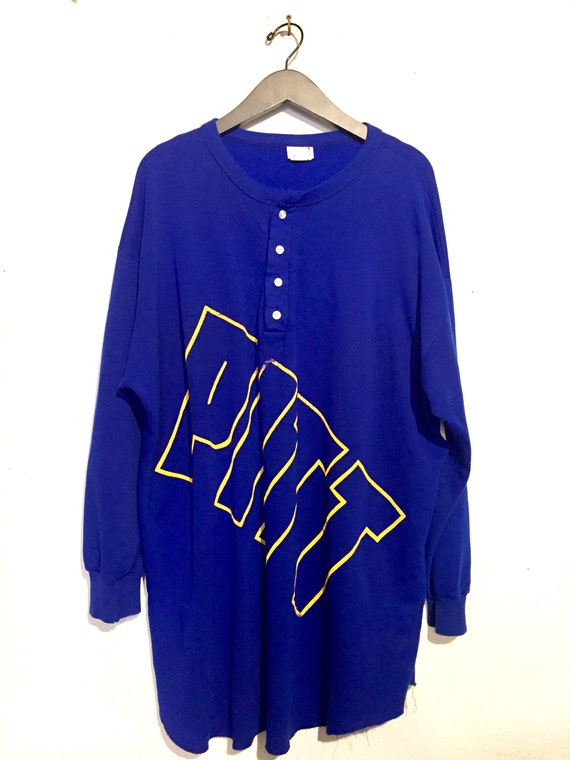 80s Vintage University of Pittsburgh Sweatshirt