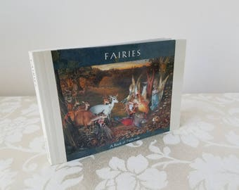 Fairies A Book Of Postcards Vintage 1994 By Pomegranate Artbooks, 30 Oversized Post Cards Fantasy Art Reproductions Suitable For Framing
