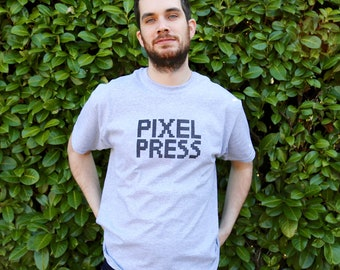 Pixel Press T-shirt
