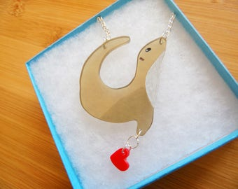Significant Otter Necklace