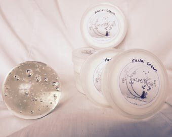 New Goat Milk & Honey Facial Cream 2oz