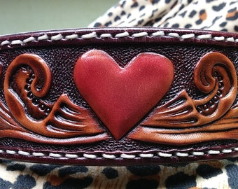 Mastiff collars, Great Dane collars, Alaskan Malmutes collars, leather dog collars, large leather collars