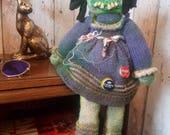Petunia - Creepy OOAK Dol...