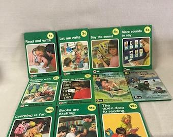 Ladybird Key Words Reading Scheme C Series 1960-1970's Set of 11