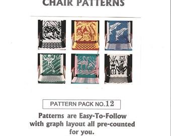 Six Unique Macrame Chair Patterns Pac 12