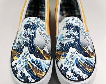 Fan art The Great Wave