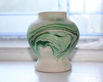 Vintage Nemadji Pottery Vase