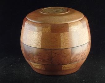 Mahogany Pet Urn # 1060-58
