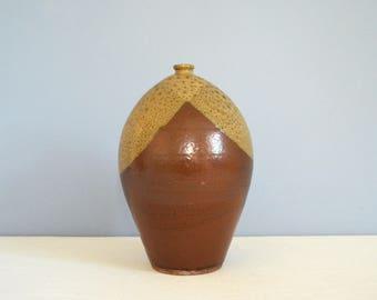 Vintage Large Studio Pottery Weed Pot