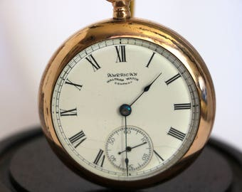 1887 Waltham Pocket Watch