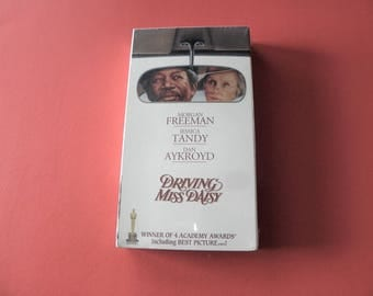 Driving Miss Daisy VHS Video Tape New Factory Sealed