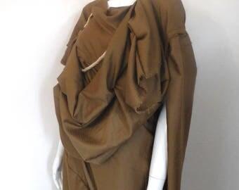 BURBO SAMPLE 'Raw Goddess' dress