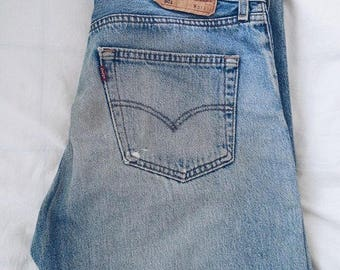 Levi 501 33 Inch - Reduced