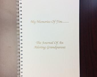 Grandparent Journal