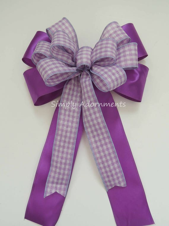 Purple Lavender Gift bow It's a Girl Shower Party decor Baby Girl Shower Party Decor Baby Girl Gift Basket Bow Newborn Baby Girl Party Decor