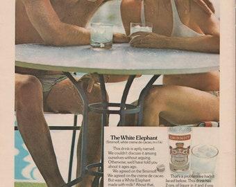Vintage Smirnoff Vodka Ad