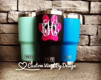Personalized Yeti Tumbler | Yeti Cup  | Vet Tech Tumbler | Vet Tech Gift | Vet Tech Graduation Gift | Veterinarian Gift | Vet Assistant Gift