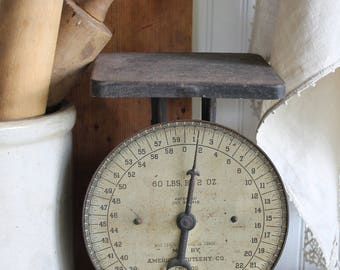 Antique Scale ~ American Cutlery Co.