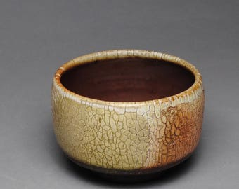 Tea Bowl Wood Fired Chawan  G71