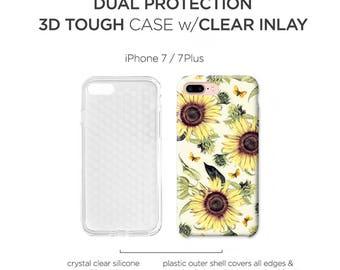 iPhone X Case iPhone 8 Case iPhone 7 Case Sunflower iPhone 7 Plus iPhone 6s Case iPhone SE Case Galaxy S8 Case Galaxy S8 Plus Case V54