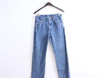 Classic Blue 90s Wrangler Jeans