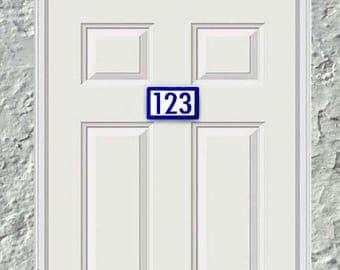 Apartment numbers, door numbers, Hotel signs, Resort signs, Door decor, Room numbers, Small number signs, Building room signs, Plaque