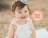 1st Birthday Party Hat || First Birthday Party Hat ||  First Birthday Hat || First Birthday Photo Prop || Add Any Number || First Cake Smash