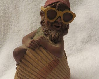 "Tom Clark Gnome Figurine "" Lifeguard"""