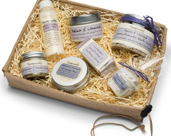 Relax & Unwind Spa Gift Hamper
