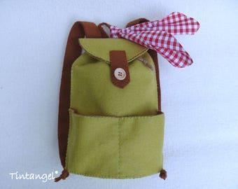 Walk in the Woods - Backpack - DIY kit