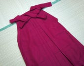 Women's hakama wine r...