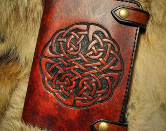 Leather Journal Moleskine Book Cover