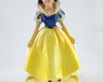 Snow White Toast Rack Napkin Holder Enesco