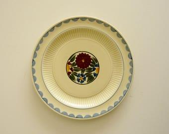 Ridgway Bedford Ware Avignon Pattern Salad Plate 8 Inch