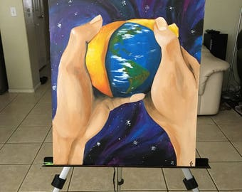 Fruit of the World - Original Painting