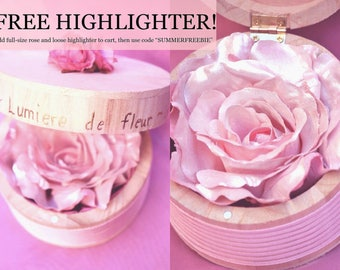 Highlighter Rose Makeup and Blush Lancome Inspired
