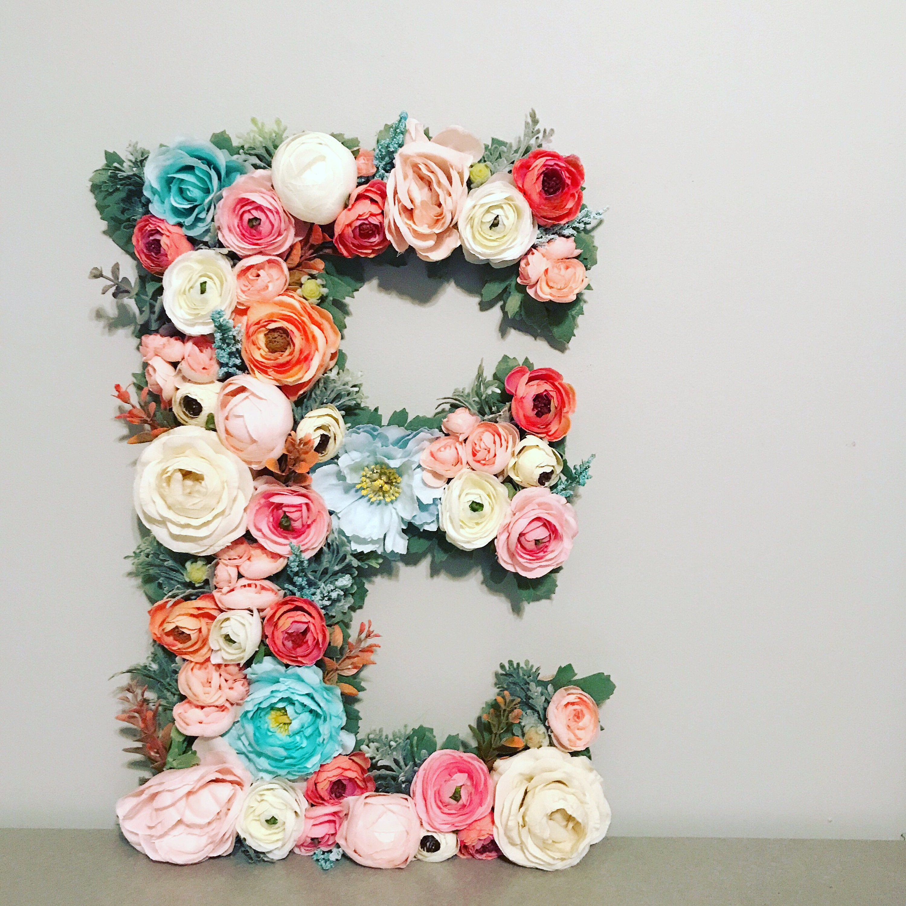 rose letter p wall fullxfull girl for sign il nursery letters decor large flower